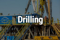 drilling button